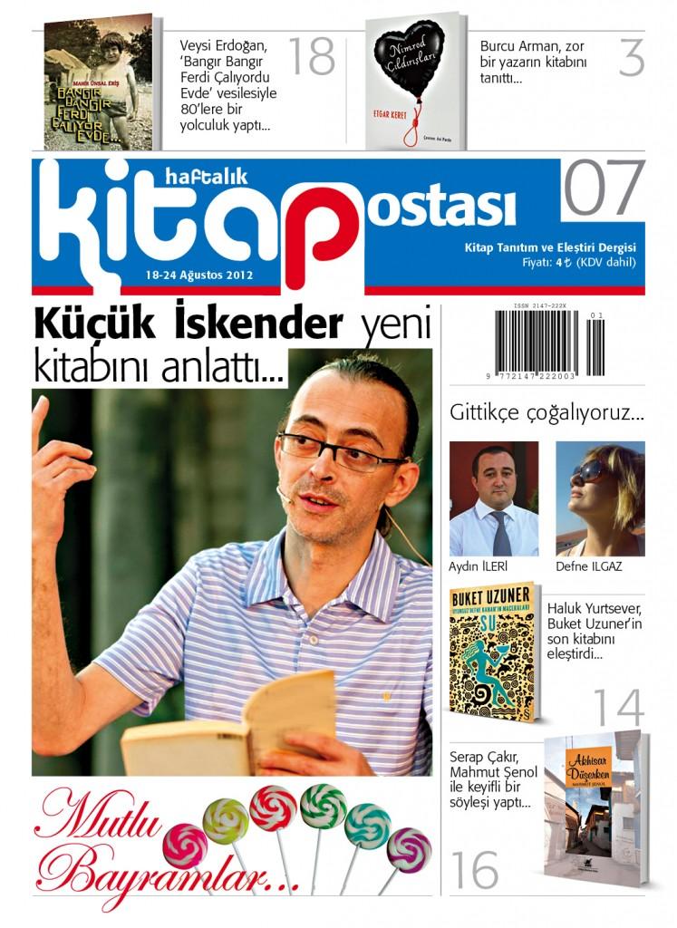 Haftalık Kitap Postası Dergisi 7. Sayı