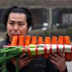 Sebzelerle Müzik Yapanlar